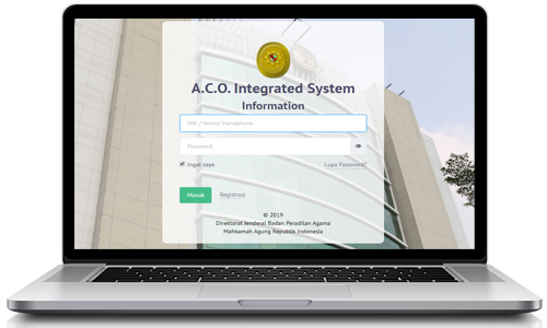 A.C.O. Integrated System Information
