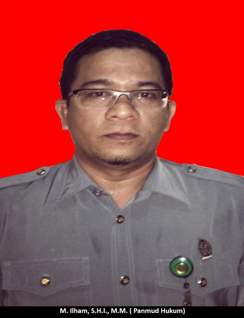 Muhammad Ilham, S.H.I., M.M.